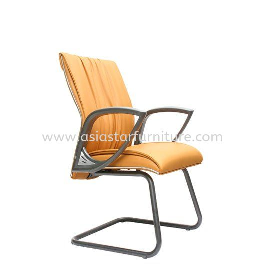 WONO III VISITOR CHAIR WITH CHROME TRIMMING LINE ACL 115