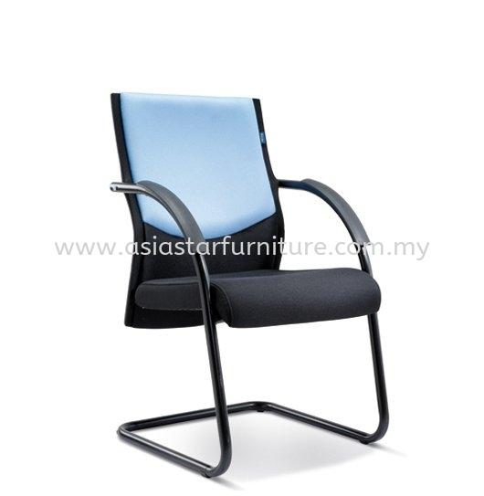 AMAXIM STANDARD VISITOR FABRIC CHAIR - fabric office chair kelana jaya   fabric office chair kelana square   fabric office chair bandar teknologi kajang