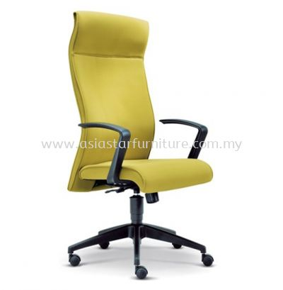 CLEAVE HIGH BACK CHAIR WITH ROCKET NYLON BASE ASE 2231