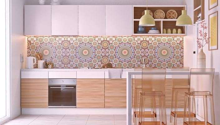 50 Wonderful One Wall Kitchens And Tips