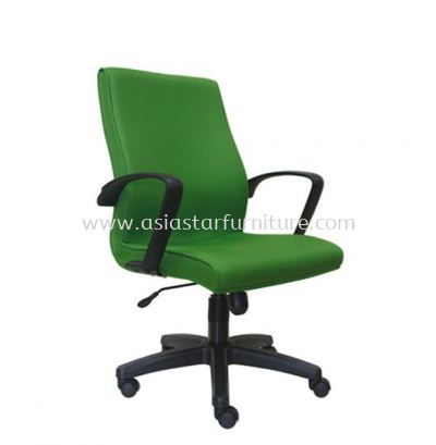NEXUS MEDIUM BACK CHAIR WITH POLYPROPYLENE BASE ASE 192