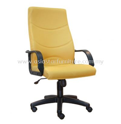 REFORM HIGH BACK CHAIR WITH POLYPROPYLENE BASE ASE 3001