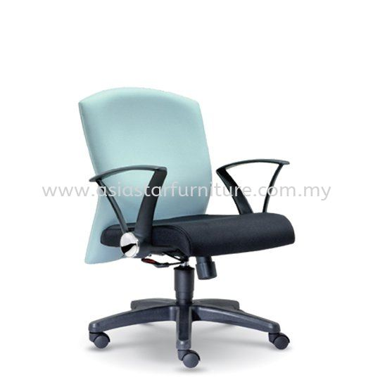 SOLVE LOW BACK CHAIR WITH POLYPROPYLENE BASE ASE 2593