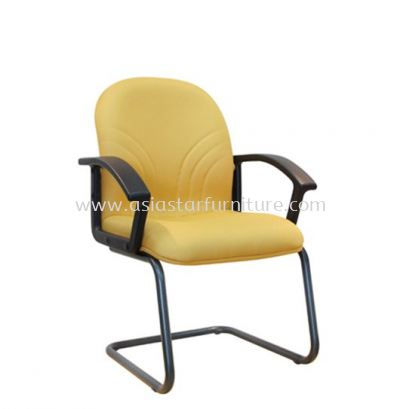 TRUST VISITOR CHAIR WITH EPOXY BLACK CANTILEVER BASE ASE 5004