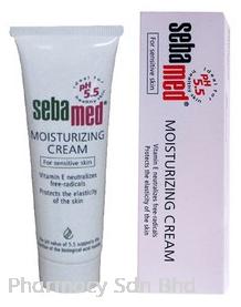 Sebamed Moisturising Cream 50ml