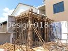 extensions Concrete Work 水泥工程