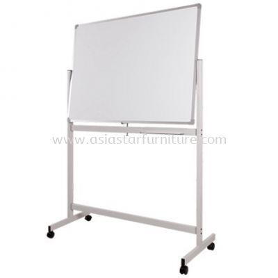 MOBILE DOUBLE SIDED WHITEBOARD