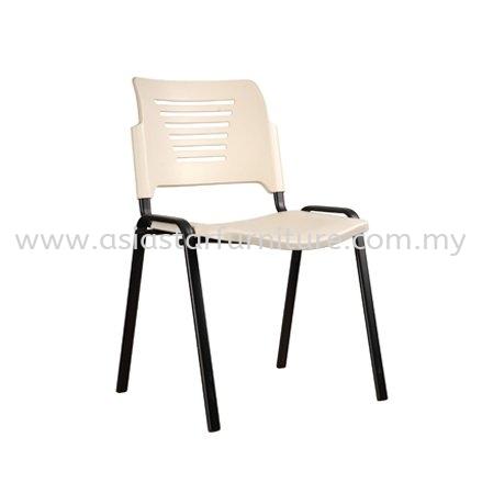 AEXIS PP CHAIR C/W 4 LEGGED EPOXY BLACK METAL BASE- folding/training chair - computer chair kelana jaya   folding/training chair - computer chair kelana square   folding/training chair - computer chair bandar teknologi kajang