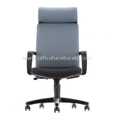 FITS EXECUTIVE HIGH BACK CHAIR WIT PP AFTF7110