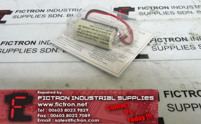 CR17335SE FDK Industrial Lithium Battery Supply Malaysia Singapore Indonesia USA Thailand