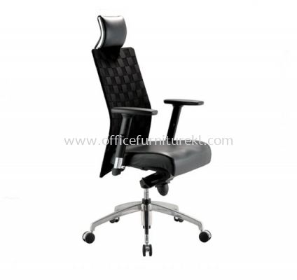WEAVY ACL 1188 HIGH BACK CHAIR WITH WEAVE DESIGN
