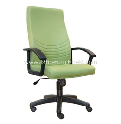 HOPE STANDARD HIGH BACK FABRIC CHAIR WITH POLYPROPYLENE BASE ASE 7001