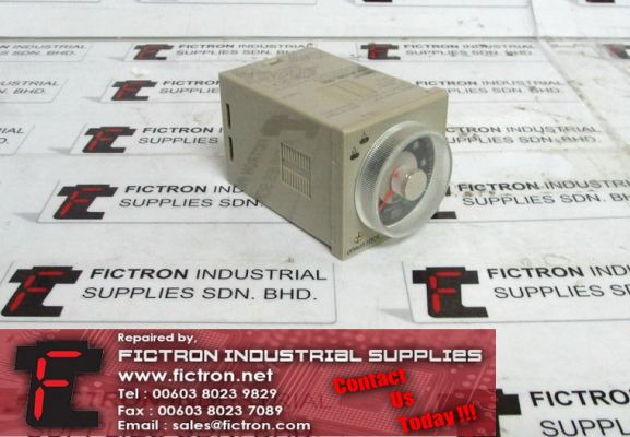 H3CR-G8L-303 H3CRG8L303 OMRON Solid State Timer Supply Malaysia Singapore Indonesia USA Thailand