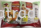 XK797 Cheese Fish Tofu 500gm - (HALAL)  Oden Series  Ready To Use Products