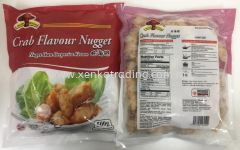 XK804 Crab Flavour Nugget 500gm 北海翅 (HALAL)