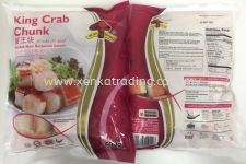 XK805 King Crab Chunk 500gm 蟹王块 (HALAL)