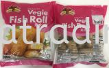 XK799 Vegie Fish Roll 500gm 鱼肉卷 (HALAL) Oden Series