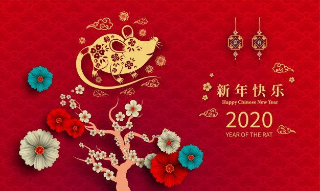 Gong Xi Fa Chai! Wishing You a Prosperous Chinese New Year 2020