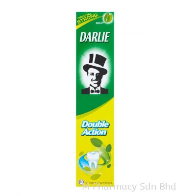 DARLIE DOUBLE ACTION (ORIGINAL) TOOTHPASTE 75G