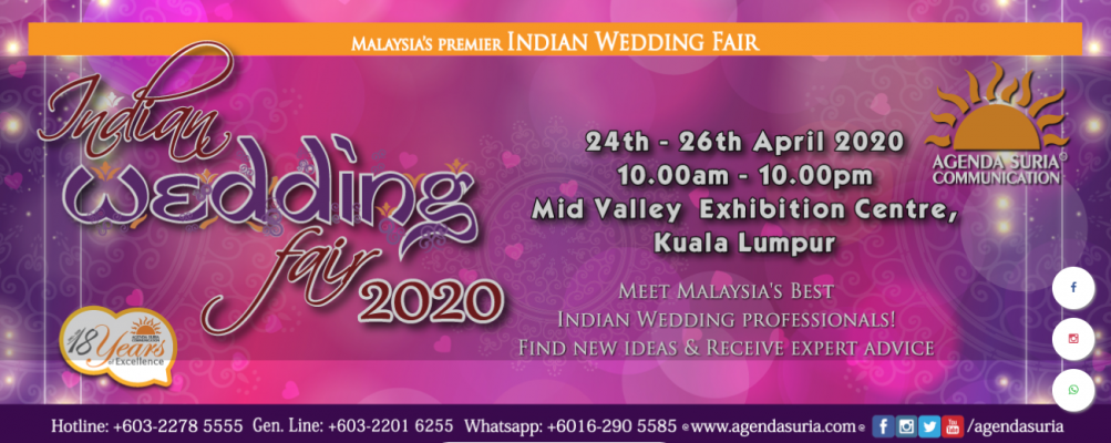 Indian Wedding Fair 2020