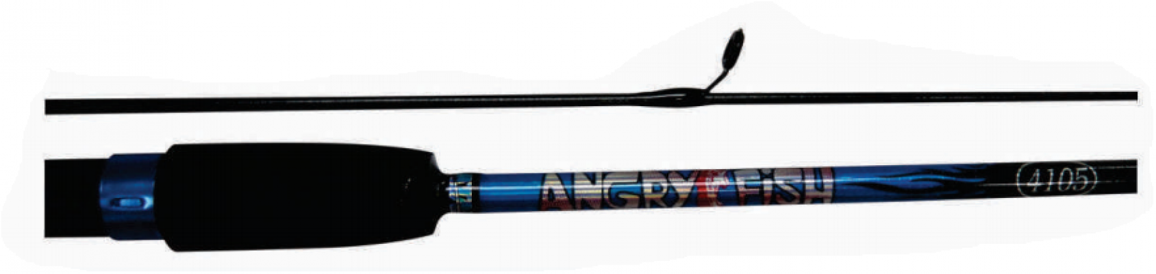 4105 ANGRY FISH PRAWN ROD (HOLLOW-SOLID TOP)