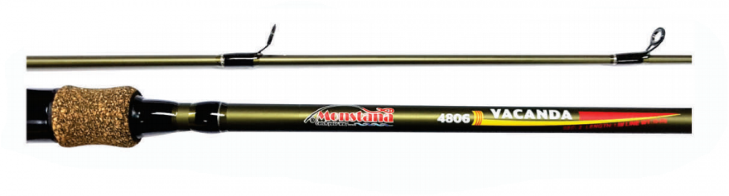 4806 VACANDA CARBON ROD