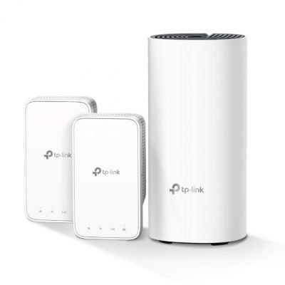 Deco M3(3-pack). TPlink AC1200 Whole-Home Mesh Wi-Fi System
