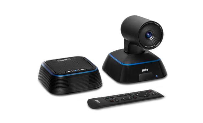 Aver VC322 Market Leading 4K PTZ USB Video Conferencing
