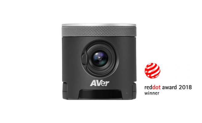 Aver CAM340 Industry Leading Professional Ultra HD 4K Huddle Room Collaboration USB Cameras
