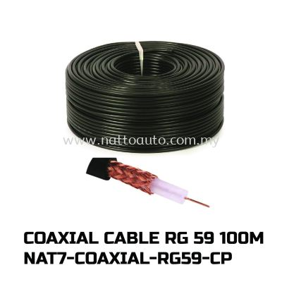 Coaxial Cable RG 59