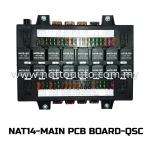 MAIN PCB BOARD(RELAY+FUSE)JH3620-24V