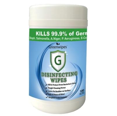 MD-7030i Greenwipes® Disinfecting Wipes