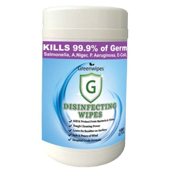 Greenwipes® MD-7050 Disinfecting Wipes Healthcare GreenWipes