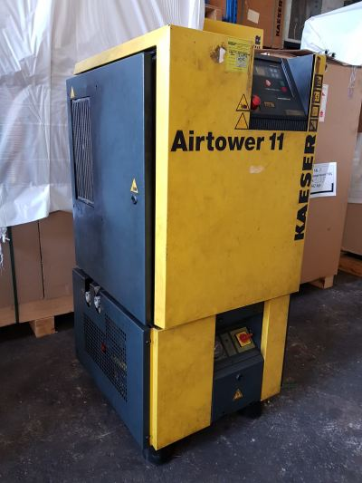 10 hp Screw Type Air Compressor