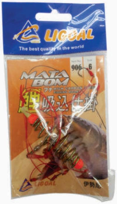 906 MATA BOM (1PC SPRING/LINE)