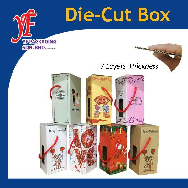 Die-cut Box 34
