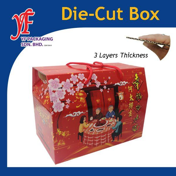 Die-cut Box 47