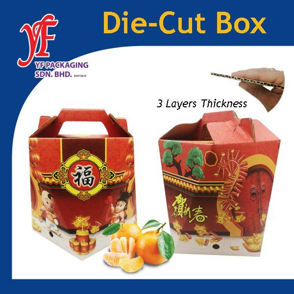 Die-cut Box 40