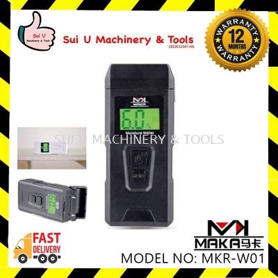 Maka MKR-W01 Moisture Meter Wood & Wall 100% Original Maka