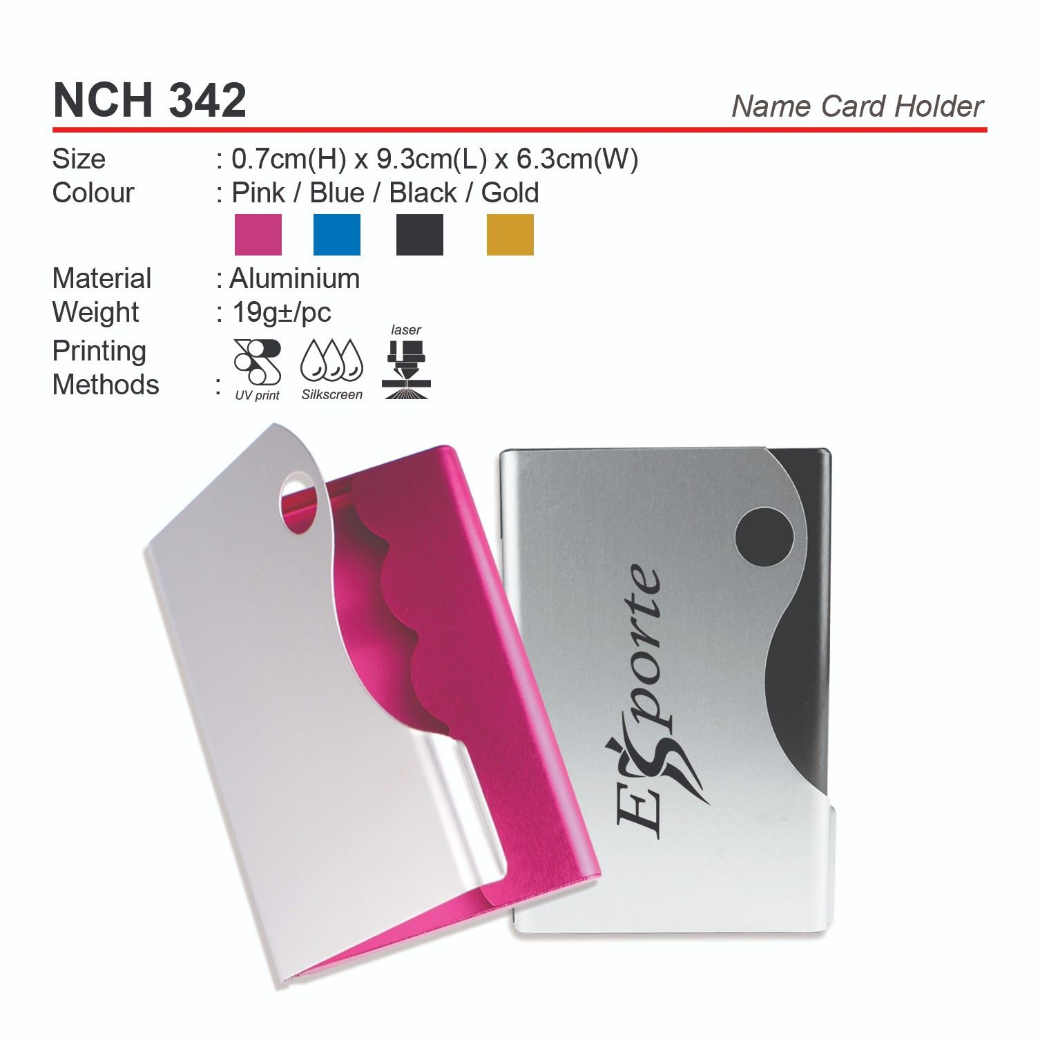 NCH342 Name Card Holder