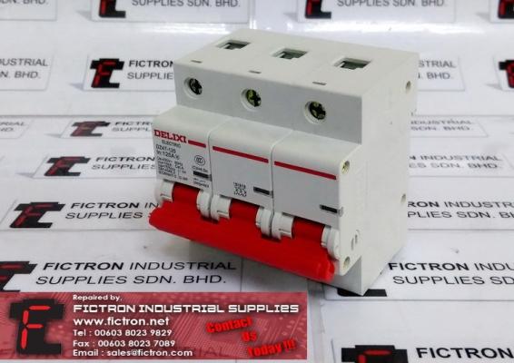 DZ471253C125 DELIXI ELECTRIC Circuit Breaker Supply Malaysia Singapore Indonesia USA Thailand