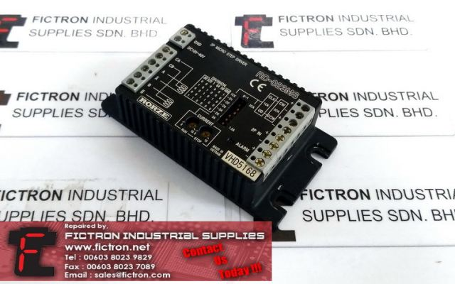 RD-023MS RD023MS RORZE Micro Step Driver Supply Repair Malaysia Singapore Indonesia USA Thailand
