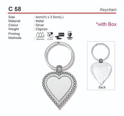 C58  Keychain