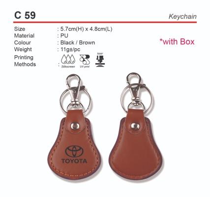 C59  Keychain