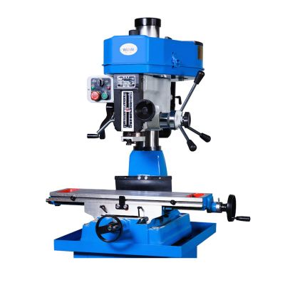 West Lake ZX7032T Milling & Drilling Machine 1.5kw 415v ID32867