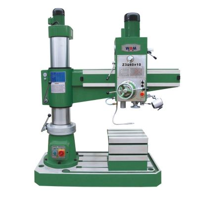 Xest Ling Z3032X10/1 heavy duty radial arm drilling machine