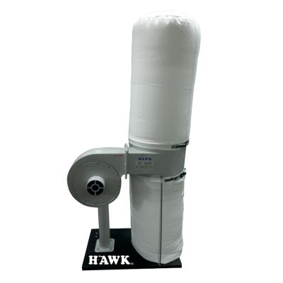 Hawk FM230 dust collector for wood and aluminium work PAGE2KR5000