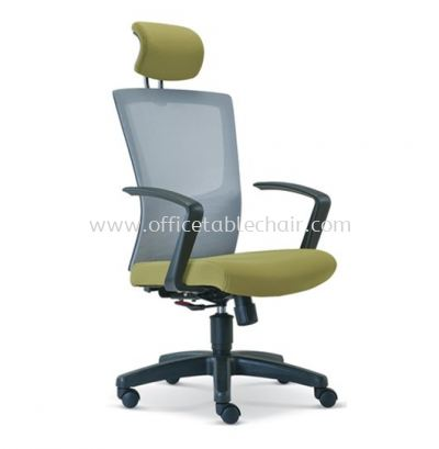 VICTORY HIGH BACK MESH CHAIR WITH POLYPROPYLENE BASE ASE 2685