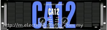 SOUNDSTANDART POWER AMPLIFIER CA12 POWER AMPLIFIER PA SYSTEM