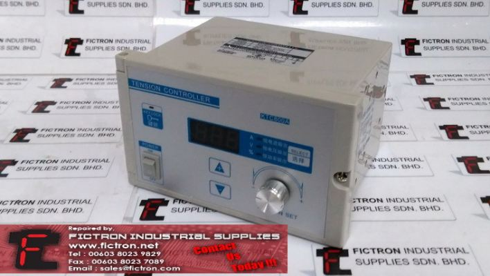 KTC800A FICTRON Precise Tension Controller Supply Malaysia Singapore Indonesia USA Thailand